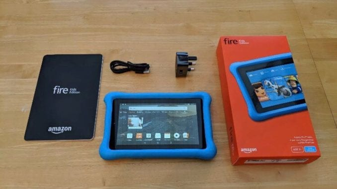 Amazon Kindle Fire 7 Tablet Kids Edition: It's Almost