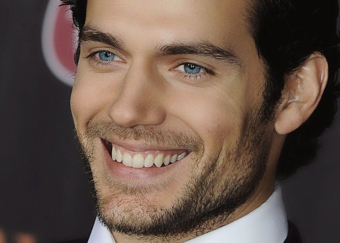 Taurus man in bed henry cavill