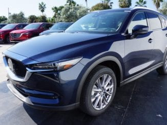 mazda cx-5 2019 grand touring reserve