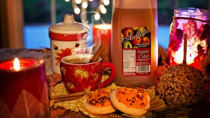 apple cider health