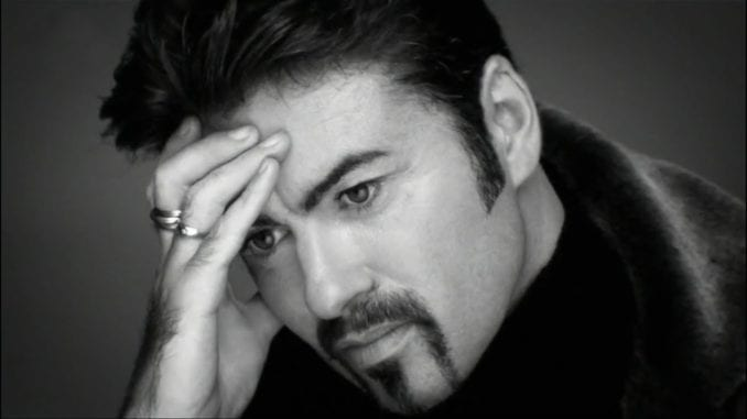 Upbeat new song premieres on Radio 2 — George Michael
