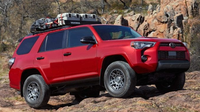 Toyota 4runner 2020 review