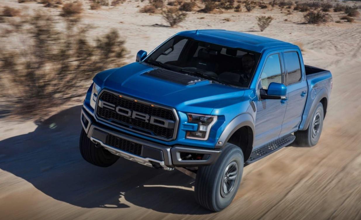 2020 Ford F150 Raptor Performance