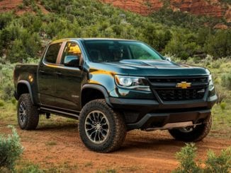 chevy colorado 2020