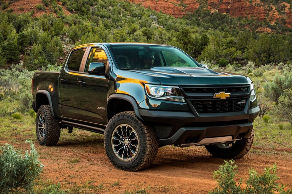 What's New With the 2020 Chevy Colorado? - Men's Variety