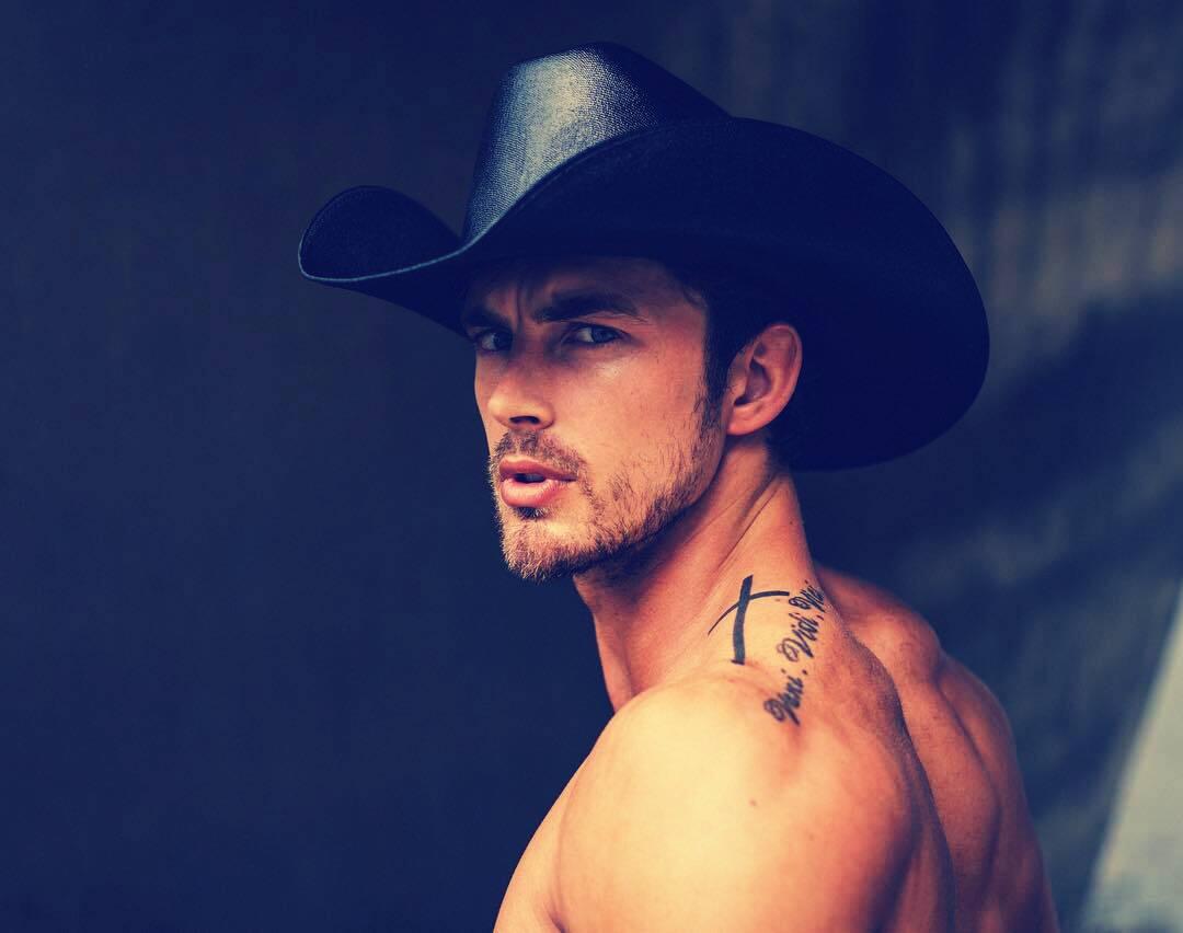 christian hogue cowboy had