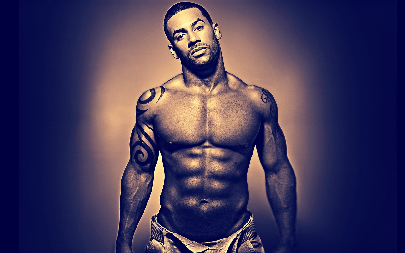 hot black guys