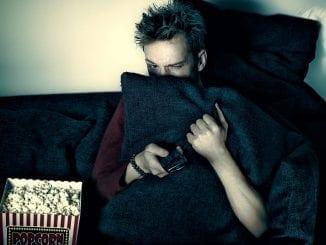 tubi review man movie popcorn