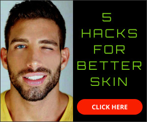 best skin care regime formen