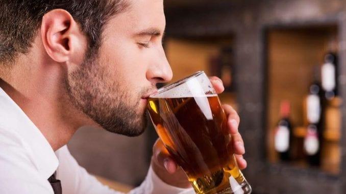 binge drinking side effects