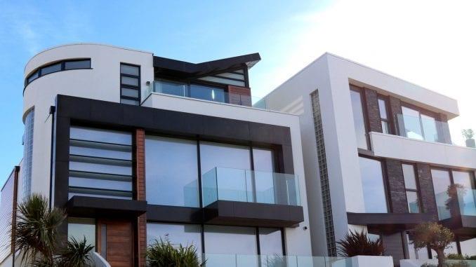 sexy modern home
